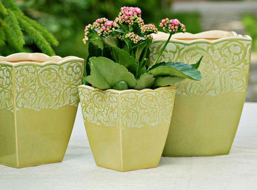 Ceramiczne Doniczki I Osłonki Dd Decor Ceramika Malarstwo